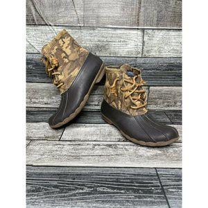 Sperry Top-Sider Duck Boots Women's Saltwater